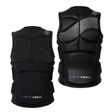 Lifevests / Impact: Barrel Unisex Reversible Wake Vest-BLACK - 2019 BARREL BARREL HK Black Gear | OCHK-BARREL-19BWGUNPT02BLLXS