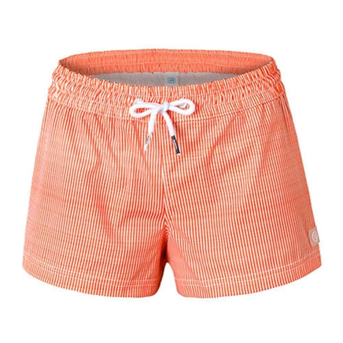 Barrel Womens Holiday Boardshorts-SEERSUCKER PEACH - S / Seersucker Peach - Boardshorts
