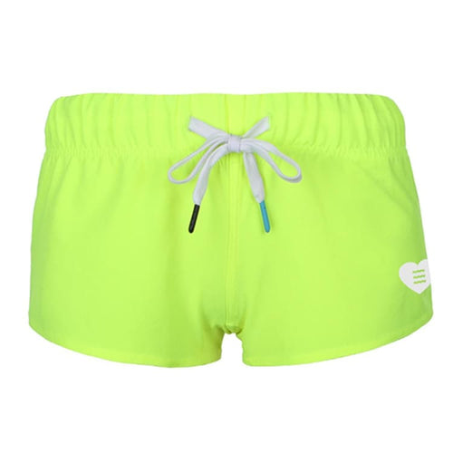 Barrel Womens Monaco Boardshorts-NEON YELLOW - S / Neon Yellow - Boardshorts