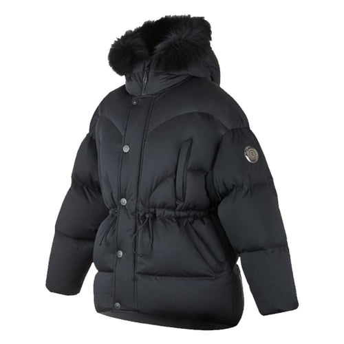 BARREL Womens Silhouette Down Jacket-BLACK - S / Black - Jackets | BARREL HK