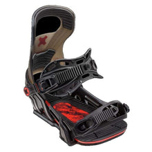 Snowboard Bindings: Bent Metal Logic Snowboard Bindings - Black 1819 - Bent Metal / Black / M / 1819 Black Bmbw Gear Ice & Snow |
