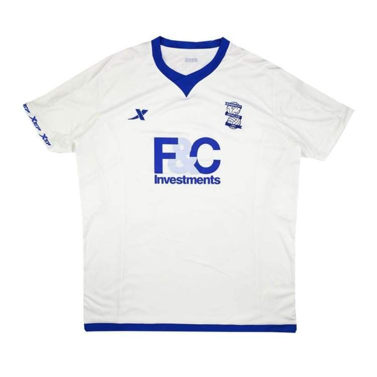 Jerseys / Soccer: Birmingham City 10/11 (A) S/s - S / White / 2010 Clothing Football Jerseys Jerseys / Soccer | Ochk-Sfalo-Sseng29100A-1