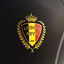 Jerseys / Soccer: Burrda National Team 2014 World Cup Belgium (A) S/s Jersey - 2014 Away Kit Belgium Belgium (World Cup) Black