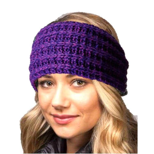 Headwear / Headbands: Celtek Headband Purple 1516 - Celtek / Purple / One Size / 1516 Accessories Celtek Head & Neck Wear Headwear / Beanies