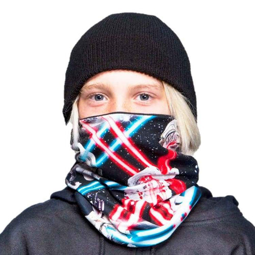 Neck Warmers: Celtek Youth Meltdown Neck Gaiter Pet Wars 1617 - Celtek / Pet Wars / Free / 1617 Accessories Celtek Head & Neck Wear Headwear