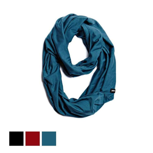 Neckwear / Scarves: Clast Circle Scarf - 3Color [W12-400] - Accessories Black Clast Head & Neck Wear Ice & Snow