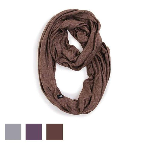 Neckwear / Scarves: Clast Circle Scarf - 3Color [W13-400] - Accessories Brown Clast Grapevine Head & Neck Wear