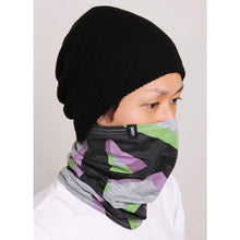 Neck Warmers: Clast Merino Neckwarmer - 3Color [W13-104] - Accessories Blue/red Clast Full Mask Grapevine/green | Ocjp-Yorozwagon-W13-104