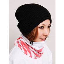Neck Warmers: Clast Stripe Neckwarmer - 3Color [W13-103] - Accessories Black Blue Clast Full Mask | Ocjp-Yorozwagon-W13-103