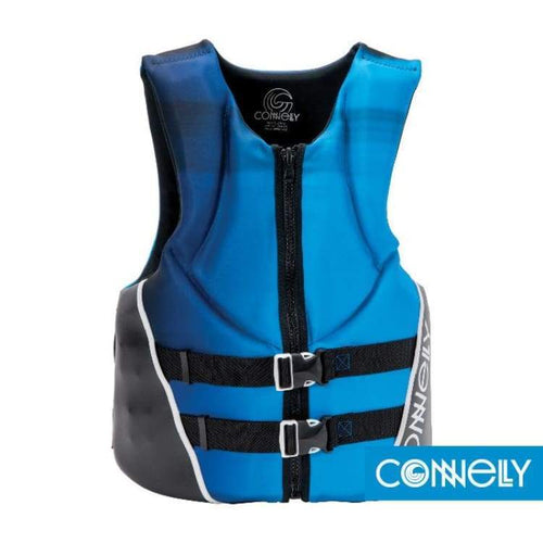 Lifevests / Approved: Connelly Mens Aspect Neo 2016 - M / Connelly / 2016 Connelly Gear Lifevests / Approved Mens | Occn-Whiteline-67162106