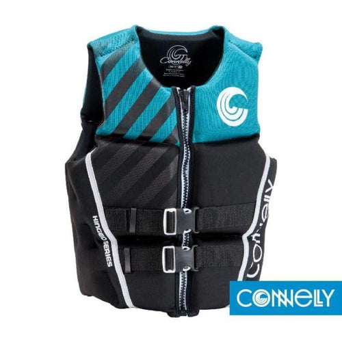 Lifevests / Approved: Connelly Womens Classic Neo 2016 - M / Connelly / 2016 Connelly Gear Lifevests / Approved Wakeboarding