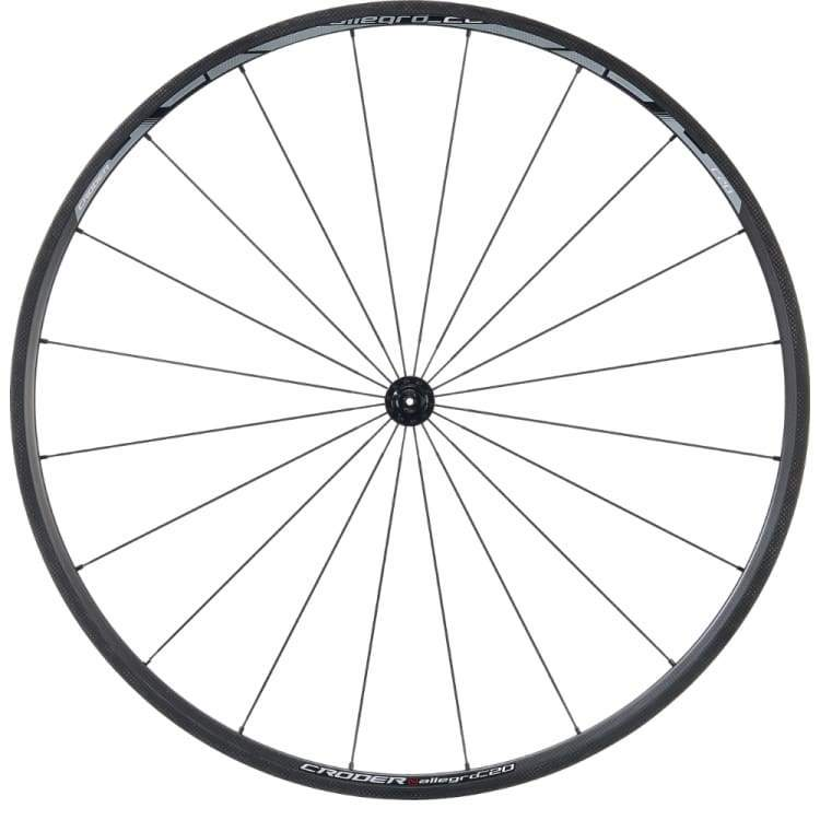 Bike Wheels: Croder Allegro C20 Carbon Wheelset - Croder / Bike Wheels Cycling Gear Kc Sports Services |