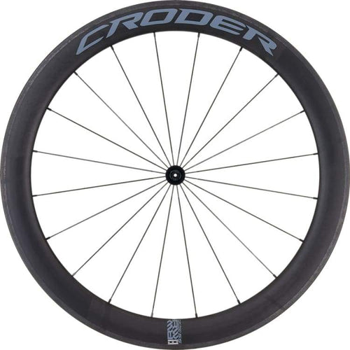 Bike Wheels: Croder Rwc 55 Carbon Wheelset - Croder / Bike Wheels Cycling Gear Kc Sports Services | Ochk-Kcsports-Croder-Rwc55Carbonwheelset