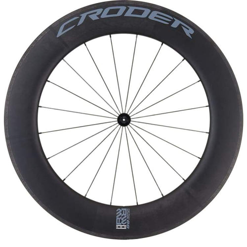 Bike Wheels: Croder Rwc 88 Carbon Wheelset - Croder / Bike Wheels Cycling Gear Kc Sports Services | Ochk-Kcsports-Croder-Rwc88Carbonwheelset