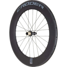 Bike Wheels: Croder Rwc 88 Carbon Wheelset - Bike Wheels Cycling Gear Kc Sports Services