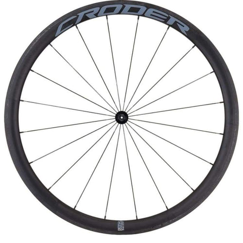 Bike Wheels: Croder Rwt 38 Carbon Wheelset - Croder / Bike Wheels Cycling Kc Sports Services | Ochk-Kcsports-Croder-Rwt38Carbonwheelset