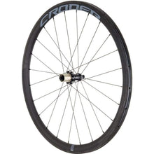 Bike Wheels: Croder Rwt 38 Carbon Wheelset - Bike Wheels Cycling Kc Sports Services