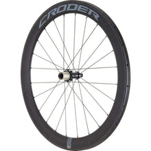 Bike Wheels: Croder Rwt 55 Carbon Wheelset - Bike Wheels Cycling Kc Sports Services
