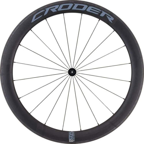 Bike Wheels: Croder Rwt 55 Carbon Wheelset - Croder / Bike Wheels Cycling Kc Sports Services | Ochk-Kcsports-Croder-Rwt55Carbonwheelset
