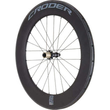 Bike Wheels: Croder Rwt 58X Carbon Wheelset - Bike Wheels Cycling Gear Kc Sports Services