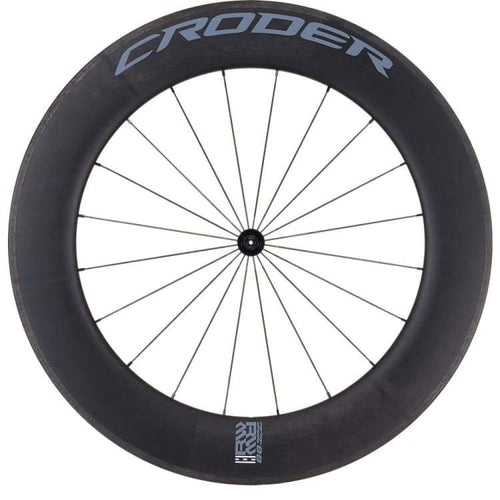 Bike Wheels: Croder Rwt 88 Carbon Wheelset - Croder / Bike Wheels Cycling Kc Sports Services | Ochk-Kcsports-Croder-Rwt88Carbonwheelset