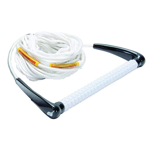 Wake Handles & Ropes: Cwb 75Ft Response Package 16 - White/black - 75 / Cwb / White/black / 2016 Cwb Gear On Sale Wake Handles & Ropes |