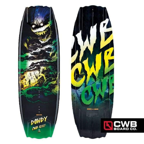 Wakeboards: Cwb Dowdy Wakeboard - 2015 - Cwb / 136 / 2015 Cwb Gear Mens On Sale | Occn-Whiteline-62153978