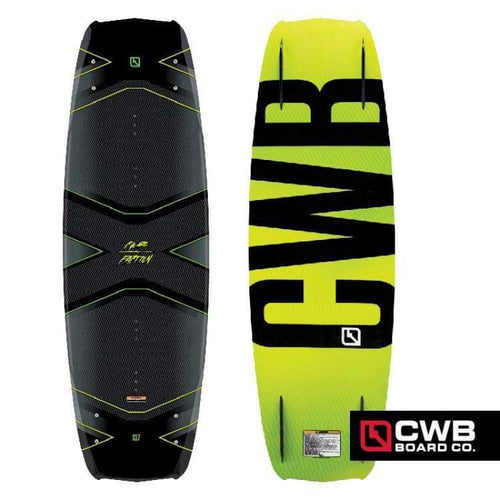 Wakeboards: Cwb Faction Wakeboard - 2016 - Cwb / 142 / Blank W/fin / 2016 Blank W/fin Cwb Gear Mens | Occn-Whiteline-62164027