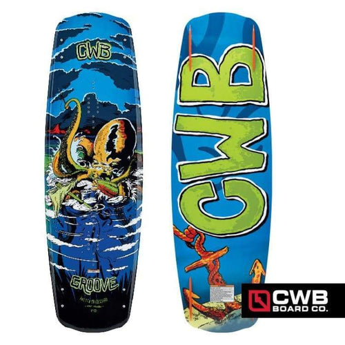 Wakeboards: Cwb Groove Wakeboard - 2015 - Cwb / 139 / 2015 Cwb Gear Mens On Sale | Occn-Whiteline-62154139