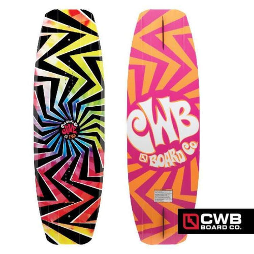 Wakeboards: Cwb Jive Wakeboard - 2015 - Cwb / 137 / 2015 Cwb Gear On Sale Wakeboarding | Occn-Whiteline-68162217
