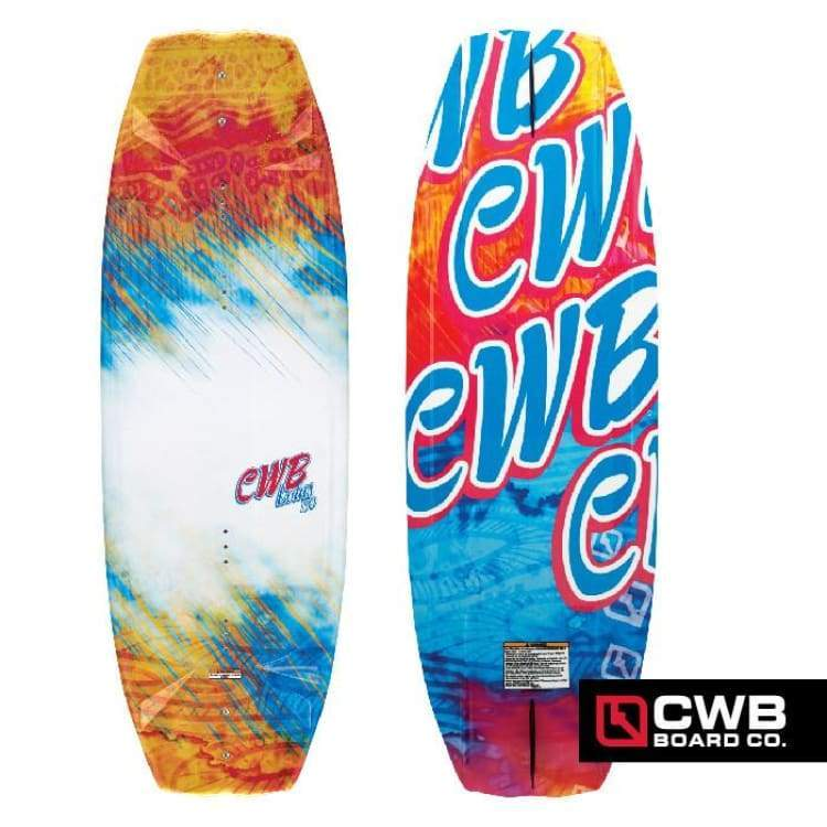 Wakeboards: Cwb Lotus Wakeboard - 2015 - 134 / Cwb / 2015 Cwb Gear On Sale Wakeboarding | Occn-Whiteline-62154083