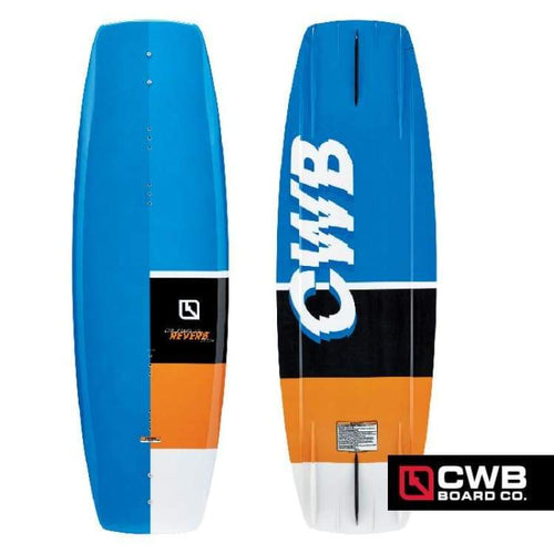 Wakeboards: Cwb Reverb Wakeboard - 2015 - 136 / Cwb / 2015 Cwb Gear Mens On Sale | Occn-Whiteline-62154039