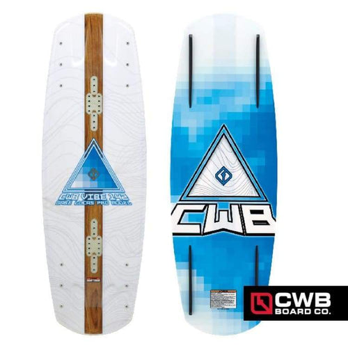 Wakeboards: Cwb Vibe Wakeboard - 2015 - Cwb / 136 / 2015 Cwb Gear Mens On Sale | Occn-Whiteline-62154115