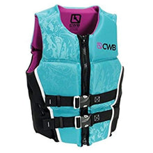 Lifevests / Approved: Cwb Womens Lotus Neo Vest 17 - Blue - L / Blue / Cwb / 2017 Blue Cwb Gear Lifevests / Approved |