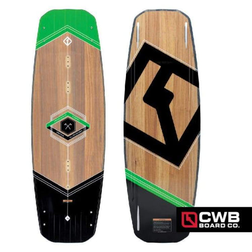 Wakeboards: Cwb Woodro Wakeboard - 2016 - Cwb / 146 / 2016 Cwb Gear Mens On Sale | Occn-Whiteline-62164100