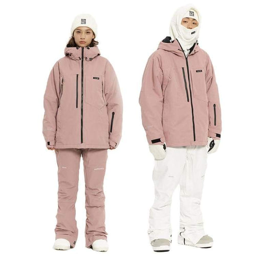 Jackets / Snow: DIMITO APEX ES JACKET-LILAC [KOREAN BRAND] - DIMITO / XS / LILAC / 2021, Clothing, DIMITO, Ice & Snow, Jackets |