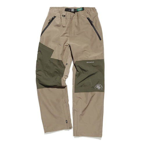 Pants / Snow: DIMITO BARRIER SNOW PANTS-BEIGE - Dimito / BEIGE / M / 1920 BEIGE Clothing CY190504-D Dimito | OCCN-WHITELINE-1029090542507-M