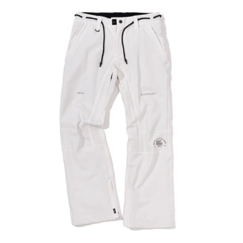 Pants / Snow: DIMITO BIO PANTS-WHITE [KOREAN BRAND] - DIMITO / M / WHITE / 2021, Clothing, DIMITO, Ice & Snow, LCX | DM202106WHTMD