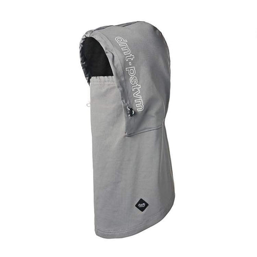 Bandanas & Face Masks: Dimito Hoodclava - Grey [Korean Brand] - 1819 Accessories Bandanas & Face Masks Dimito Grey