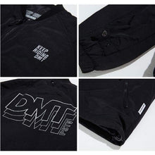 Jackets / Snow: Dimito Mens Combat Snow Jacket Fw1718 - Black [Korean Brand] - 1718 Black Clothing Dimito Ice & Snow