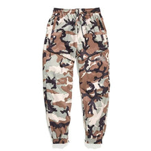 Pants / Snow: Dimito Mens Track Snow Pant Fw1718 - Beige Camo - 1718 Beige Camo Clothing Dimito Ice & Snow