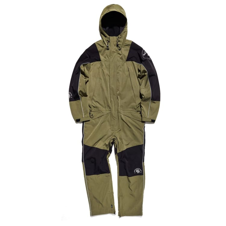 One Piece / Snow: DIMITO MERCURY SNOW JUMPSUIT-KHAKI - Dimito / KHAKI / M / 1920 Clothing CY190504-D Dimito ICE & SNOW |