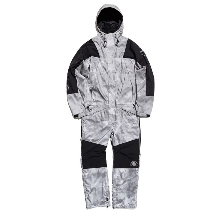 One Piece / Snow: DIMITO MERCURY SNOW JUMPSUIT-REFLECTIVE CAMO GREY - Dimito / REFLECTIVE CAMO GREY / M / 1920 Clothing CY190504-D Dimito