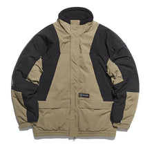 Jackets / Snow: DIMITO MOUNTIAN PADDED SNOW JACKET-KHAKI - Dimito / KHAKI / S / 1920 Clothing CY190504-D Dimito ICE & SNOW |