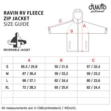 Jackets / Snow: DIMITO RAVIN REVERSIBLE FLEECE ZIP JACKET-IVORY [KOREAN BRAND] - 2021, Clothing, DIMITO, Ice & Snow, IVORY | DM202110IVOSM