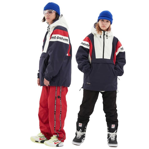 Jackets / Snow: DIMITO ROVIN ES SNOW JACKET-NAVY - 1920 Clothing CY190504-D Dimito ICE & SNOW | OCCN-WHITELINE-1029071241305-XS
