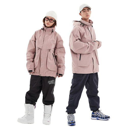 Jackets / Snow: DIMITO SWAY SNOW JACKET-LILAC - 1920 Clothing CY190504-D Dimito ICE & SNOW | OCCN-WHITELINE-1029070946106-S