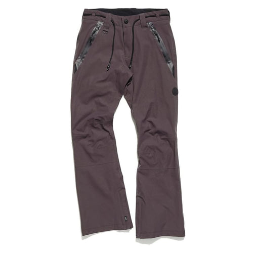 Pants / Snow: DIMITO WOMENS SIERA SNOW PANTS-PURPLE GREY - Dimito / PURPLE GREY / WS / 1920 Clothing CY190504-D Dimito ICE & SNOW |