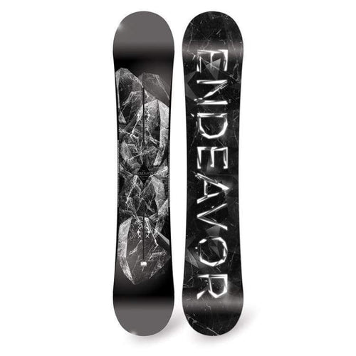 Snowboards: Endeavor Boyfriend Series 1718 - Endeavor / 142 / 1718 All Mountain All Mountain Snowboards Endeavor Endeavor Design Inc. |