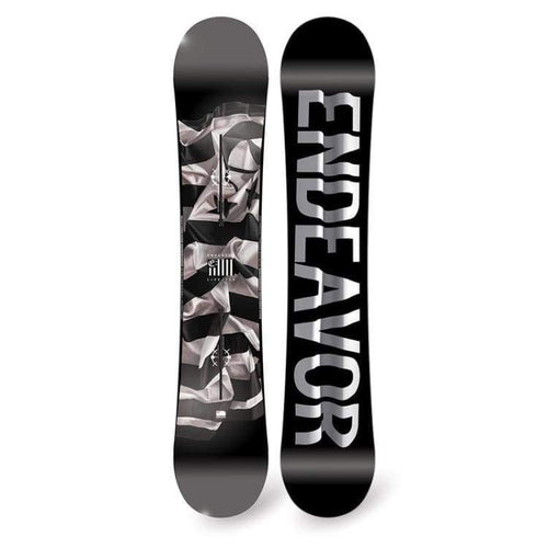 Snowboards: Endeavor Live Series 1718 - Endeavor / 148 / 1718 All Mountain All Mountain Snowboards Endeavor Endeavor Design Inc. |